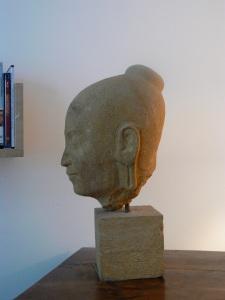 buddha head 3