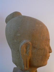 buddha head 4