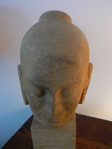 buddha head 5