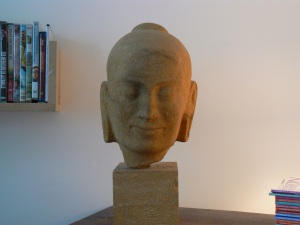 buddha head 6