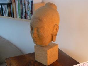 buddha head 7